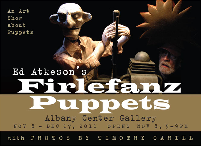 Firlefanz show at Center Gallery